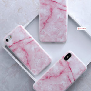 iPhone Case Pattern Thin Gel TPU Soft Bumper