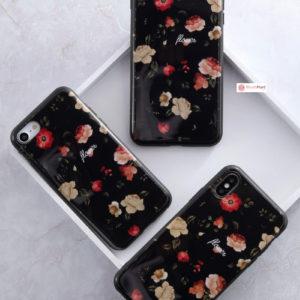 iPhone Case Pattern Thin Gel TPU Soft Bumper