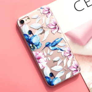 "The ""Humming Bird"" iPhone Case"
