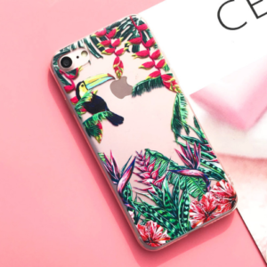 "The ""Tropical Bird"" iPhone Case"
