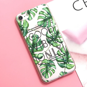 "The ""Good Vibes Only"" iPhone Case"